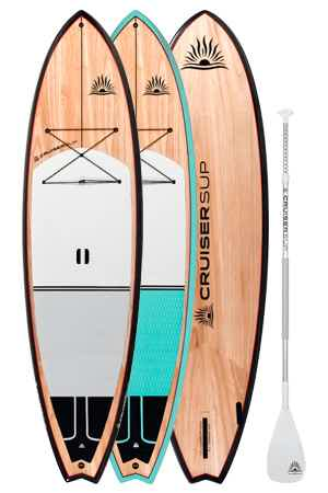 Cruiser SUP All-Terrain stand up paddle board