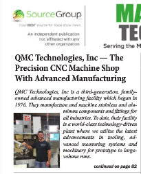 QMC featured article
