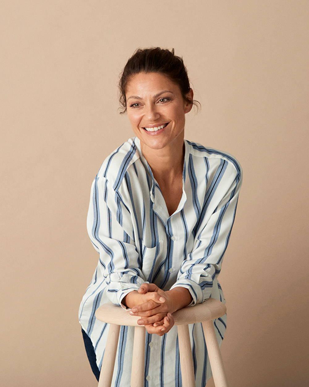 Ivana Shirt - Editorial Image