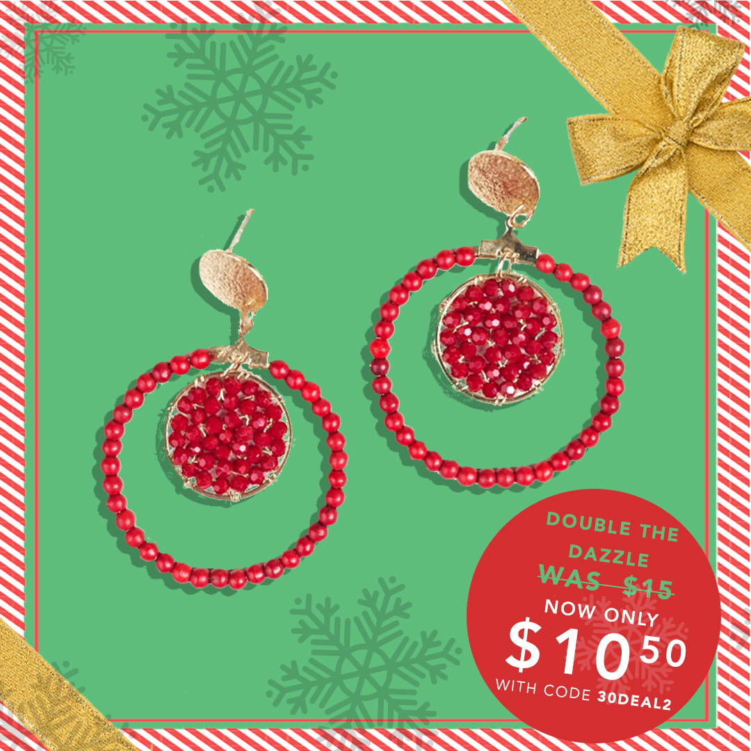 earrings and accessories