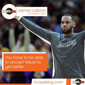 Lebron James basketball quote 3