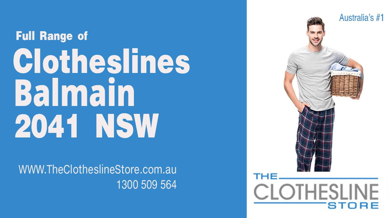 Clotheslines Balmain 2041 NSW