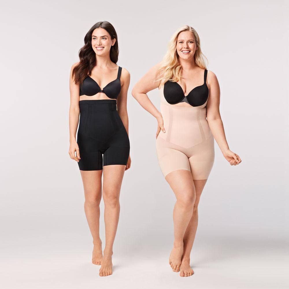 Spanx Shapewear Body-shaper Mieder-Körper figurformend Kampagne