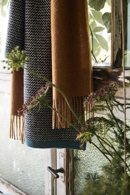 Wolldecken natürliche Fasern Kaschmir Wolle Alpaka