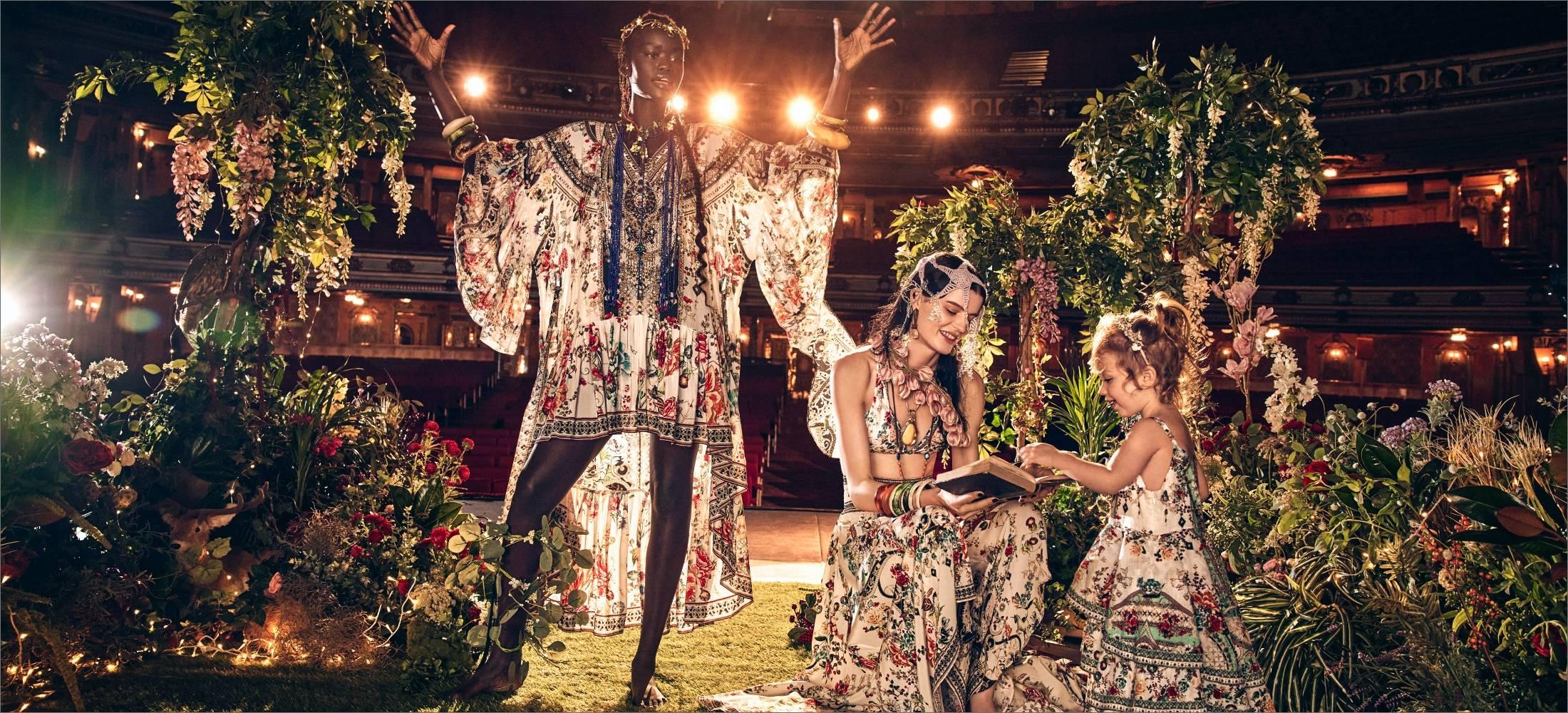 CAMILLA floral print new arrivals