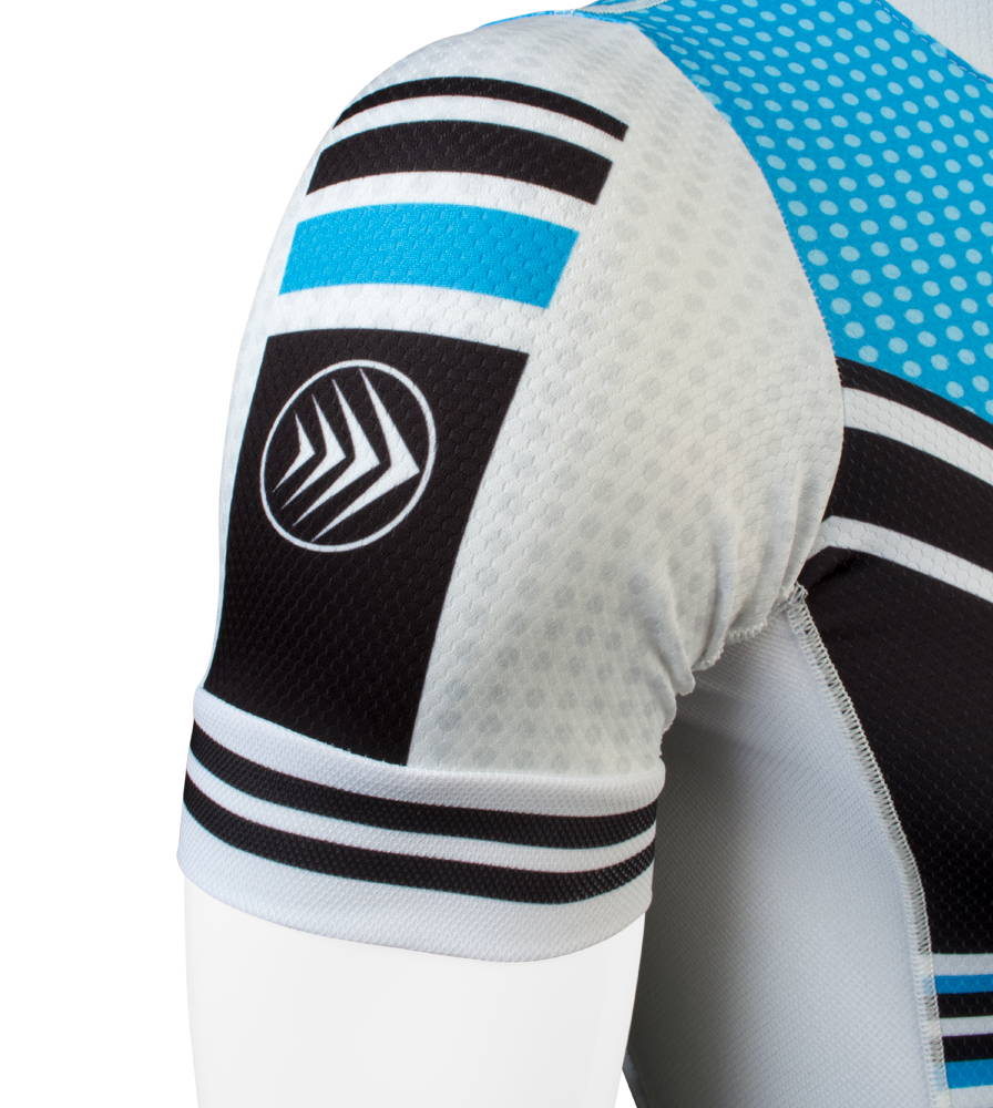 Metric Cycling Jersey Arm