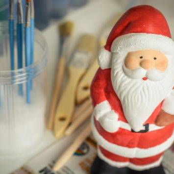 Father Christmas Toy