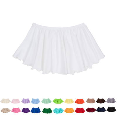 Girls Dance Skirts