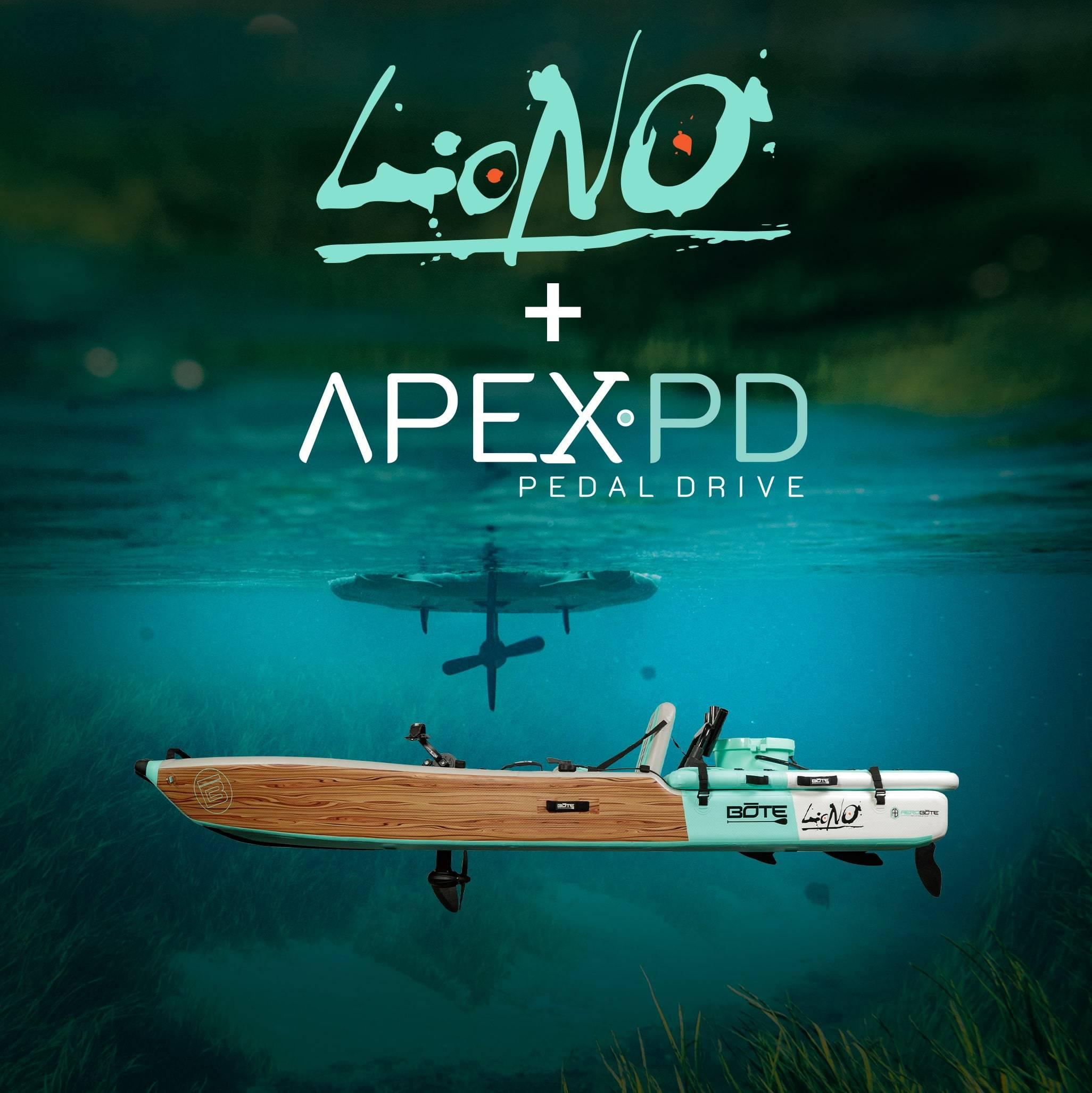 The All New LONO + APEX•PD
