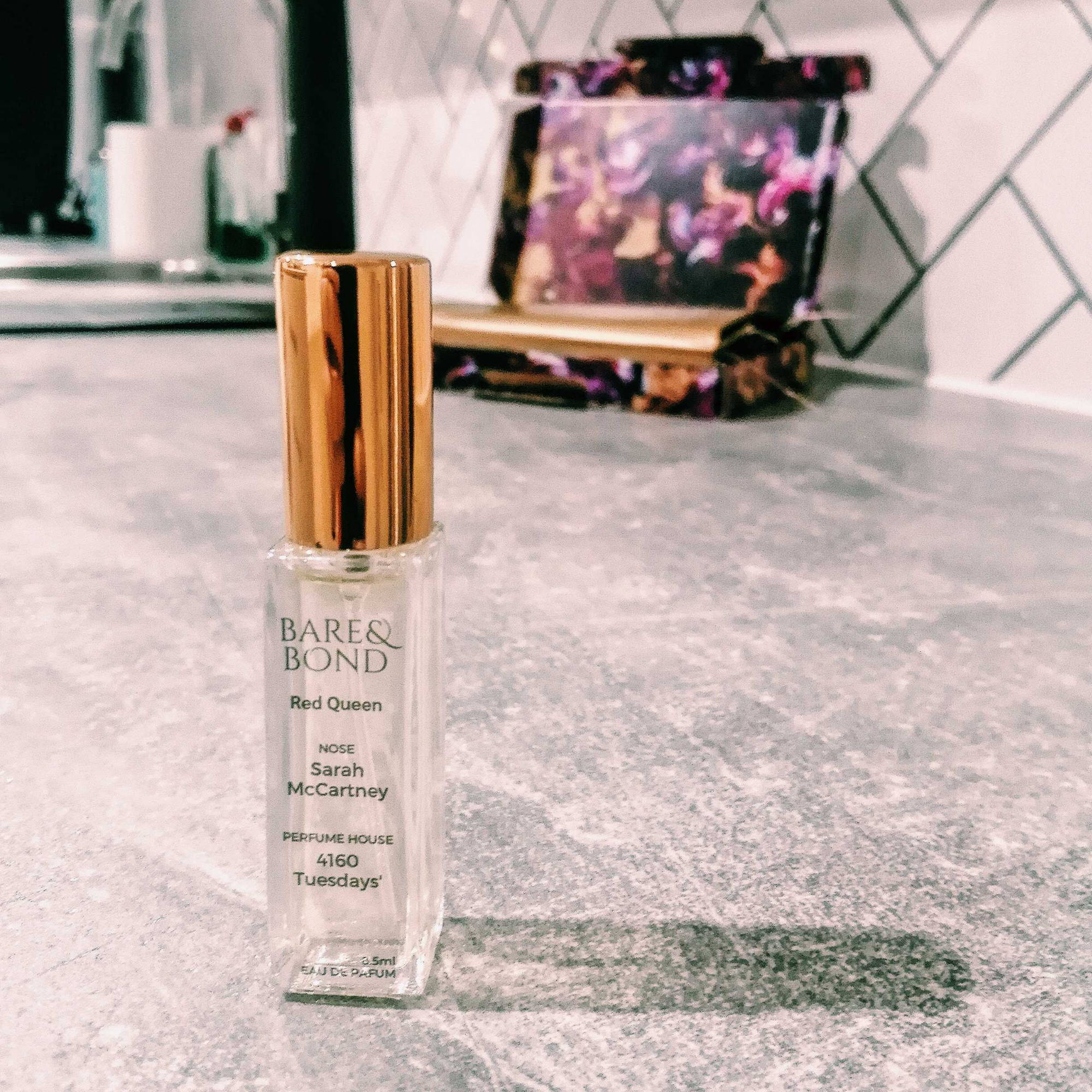 Bare & Bond perfume subscription