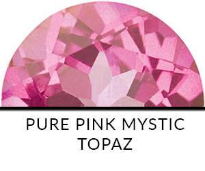 Pure Pink Mystic Topaz