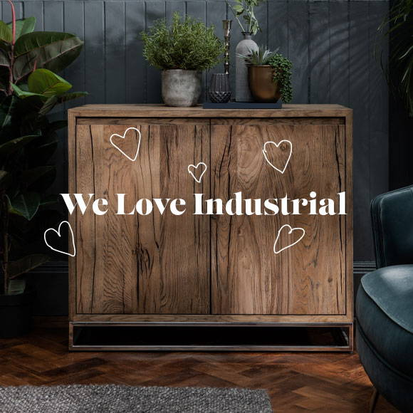 Industrial & Reclaimed  Dining Furniture