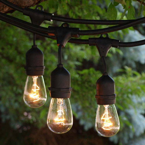 Commercial Grade String Lights