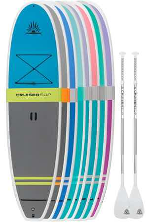 Fusion by Cruiser SUP stand up paddle board package