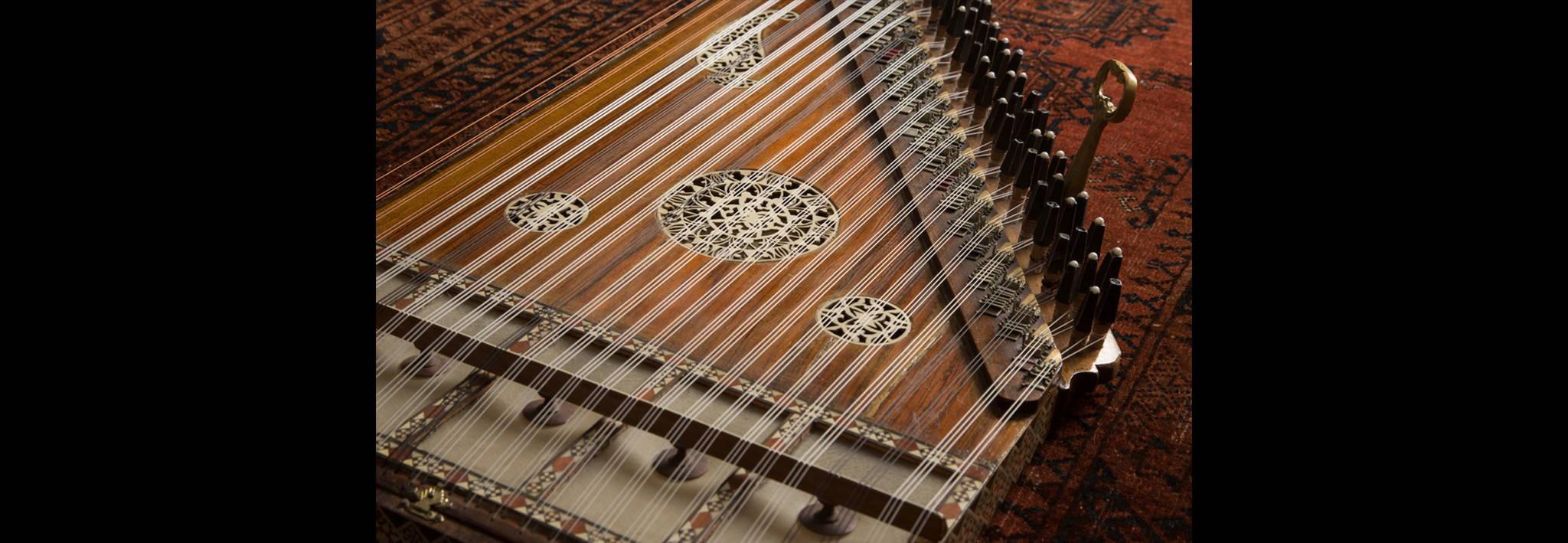 Qanun – Malik Instruments Ltd