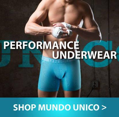 Unico Performacnce Underwear. Shop Mundo Unico >