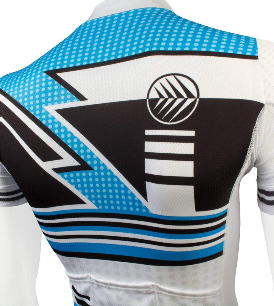 Metric Bike Jersey Back