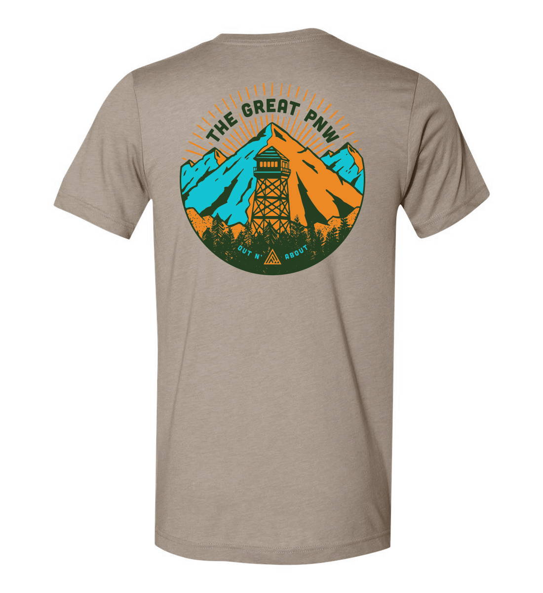 The Great PNW Observer Tee
