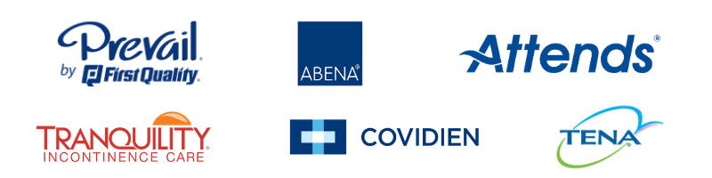 Our Incontinence Brands
