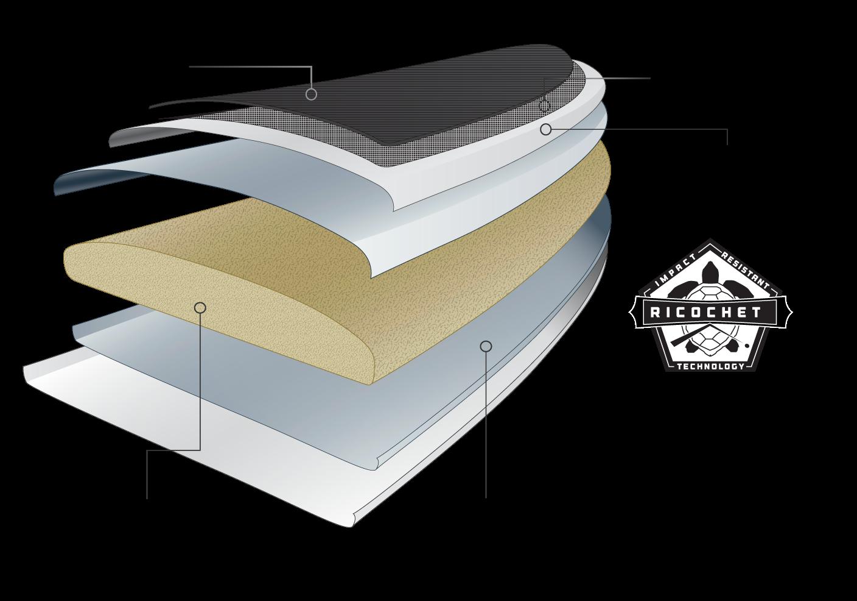 Ricochet Construction graphic