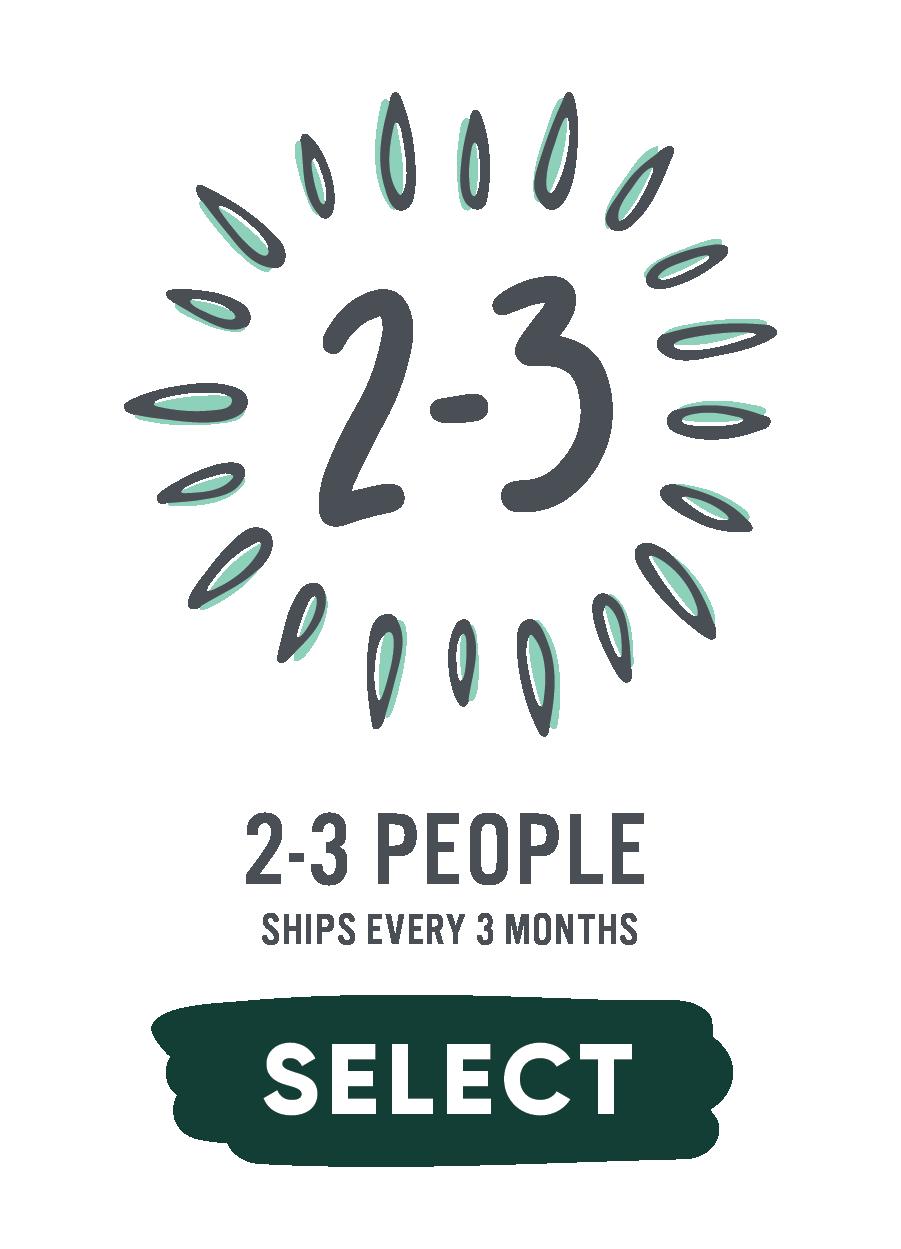 2-3 People