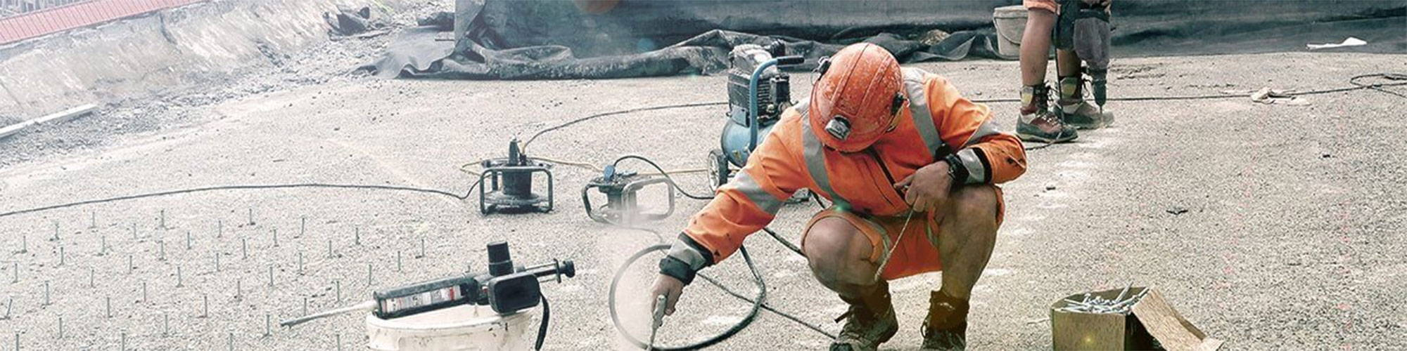 how to catch dust when drilling