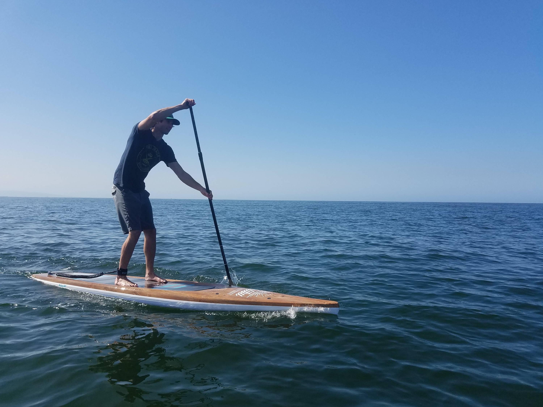 Pau Hana Stand Up paddle board touring