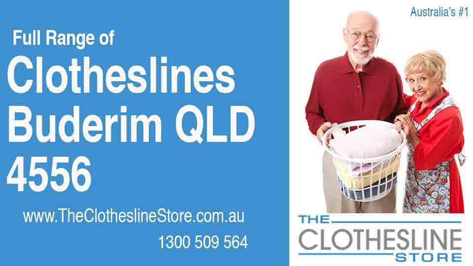 New Clotheslines in Buderim Queensland 4556