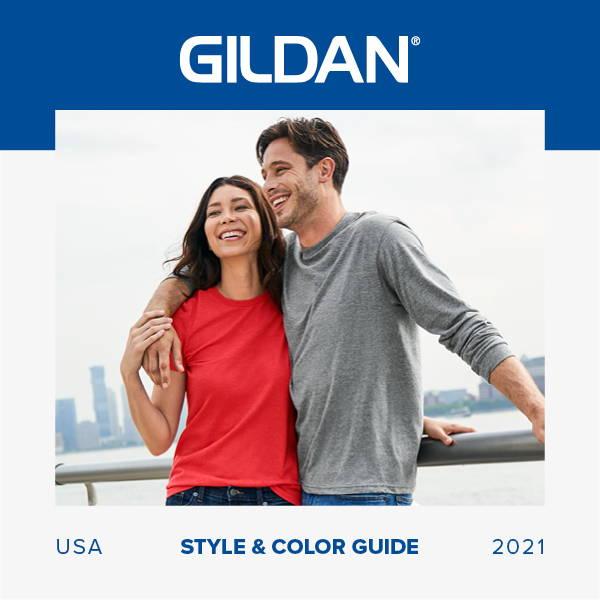 Gildan® Style & Color Guide