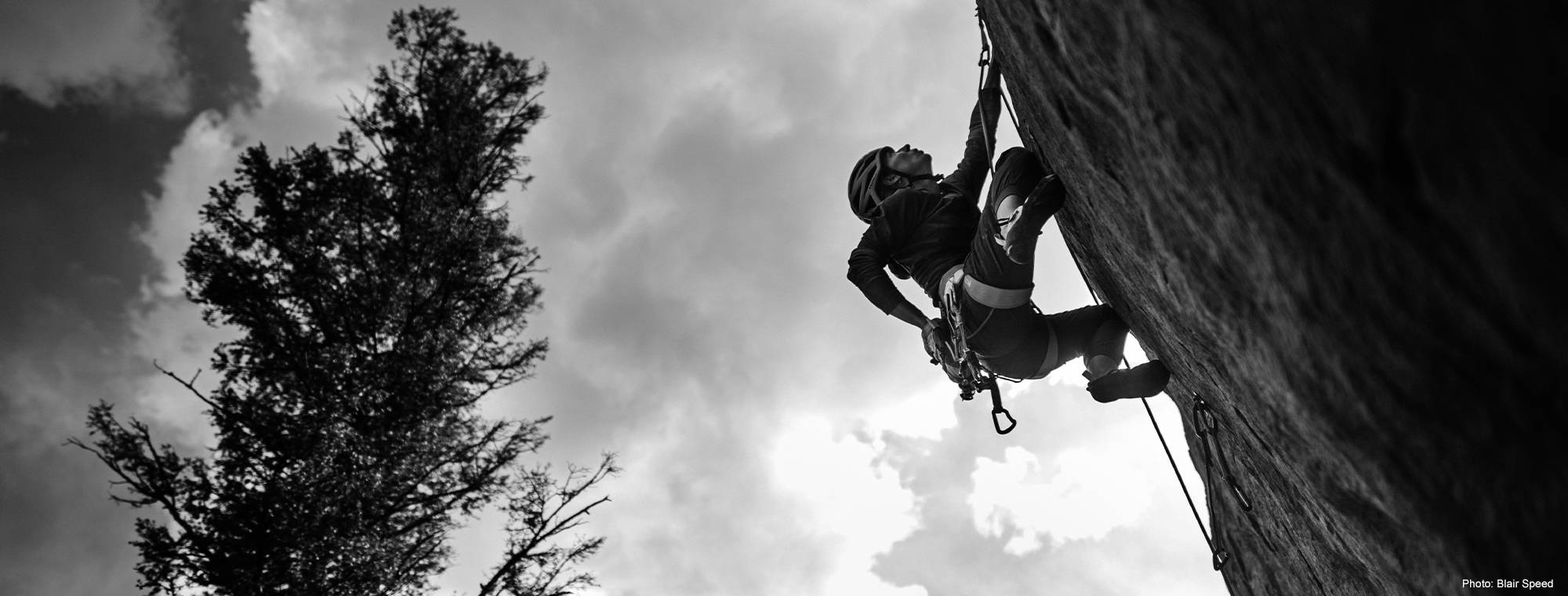 NW Alpine Ambassador Becky Switzer Sport Climbing