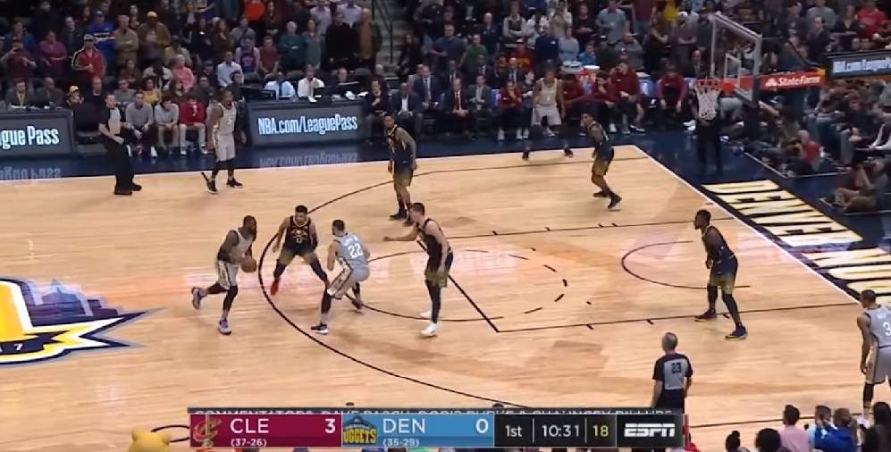 Cavs spacing