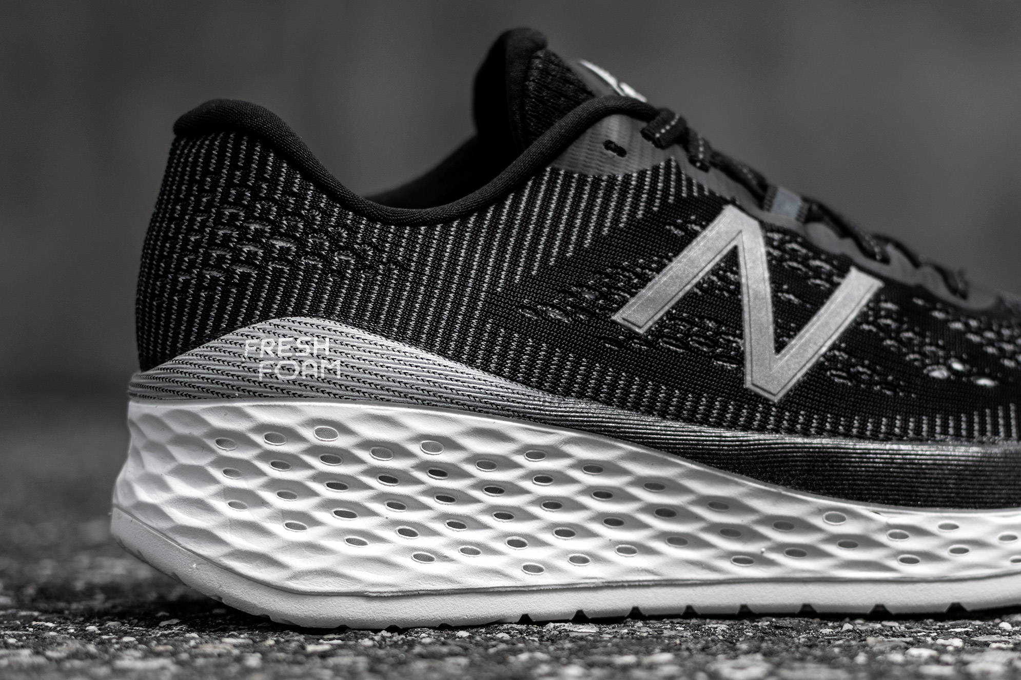 New Balance Fresh Foam More heel