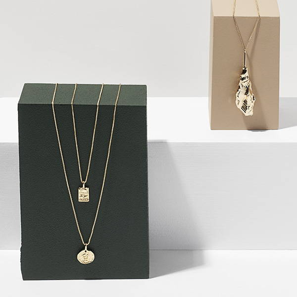 Shop different chain lengths