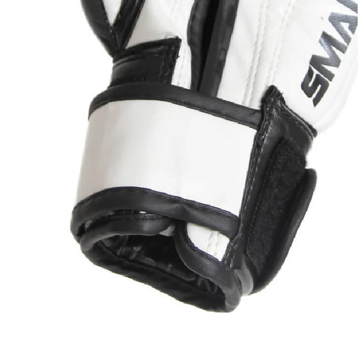 SMAI Essentials Kids Boxing Gloves hook and loop closure