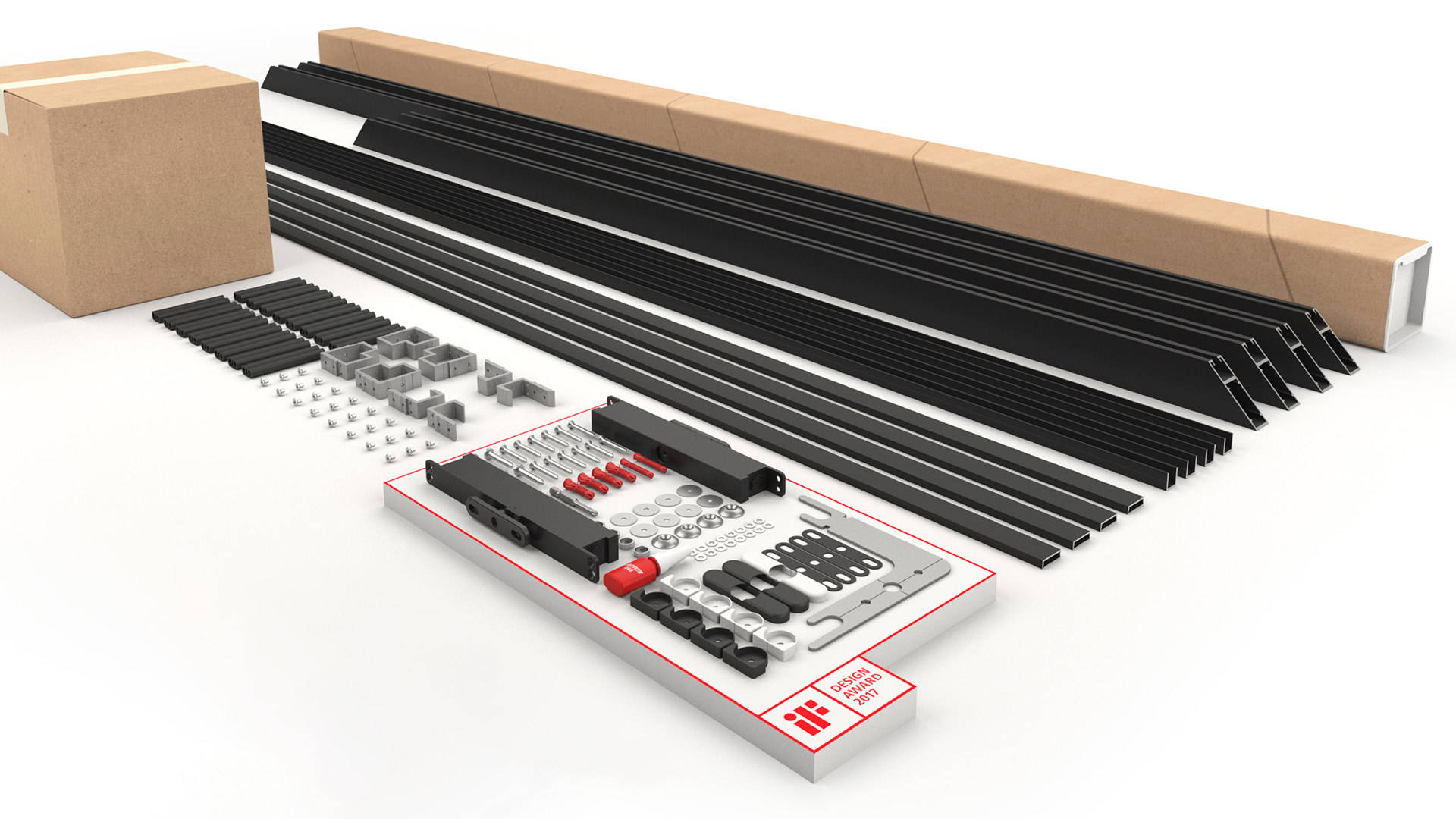 Portapivot 6530 XL self-assembly kit