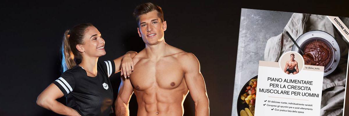 Dieta per la crescita muscolare