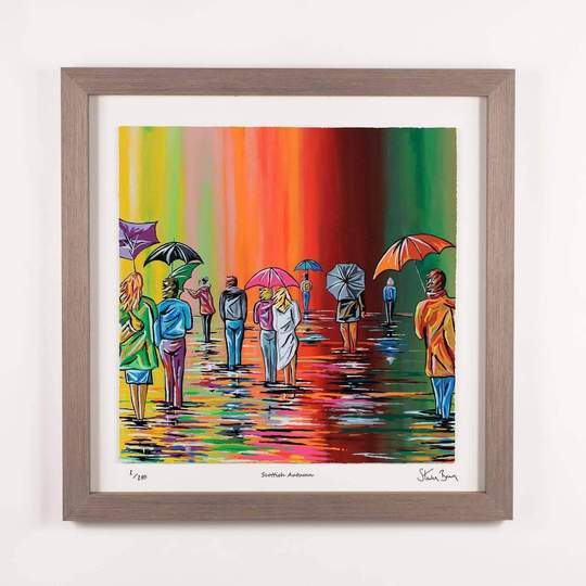 Steven Brown Floating framed prints - Wall Art Collection