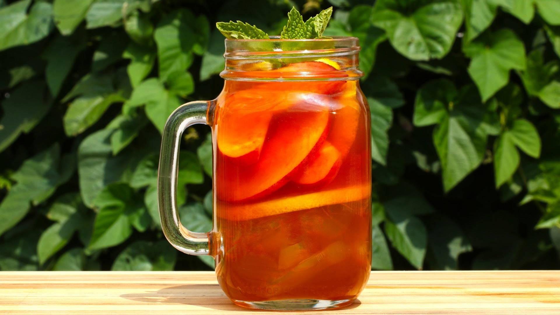 iced tea cold brew