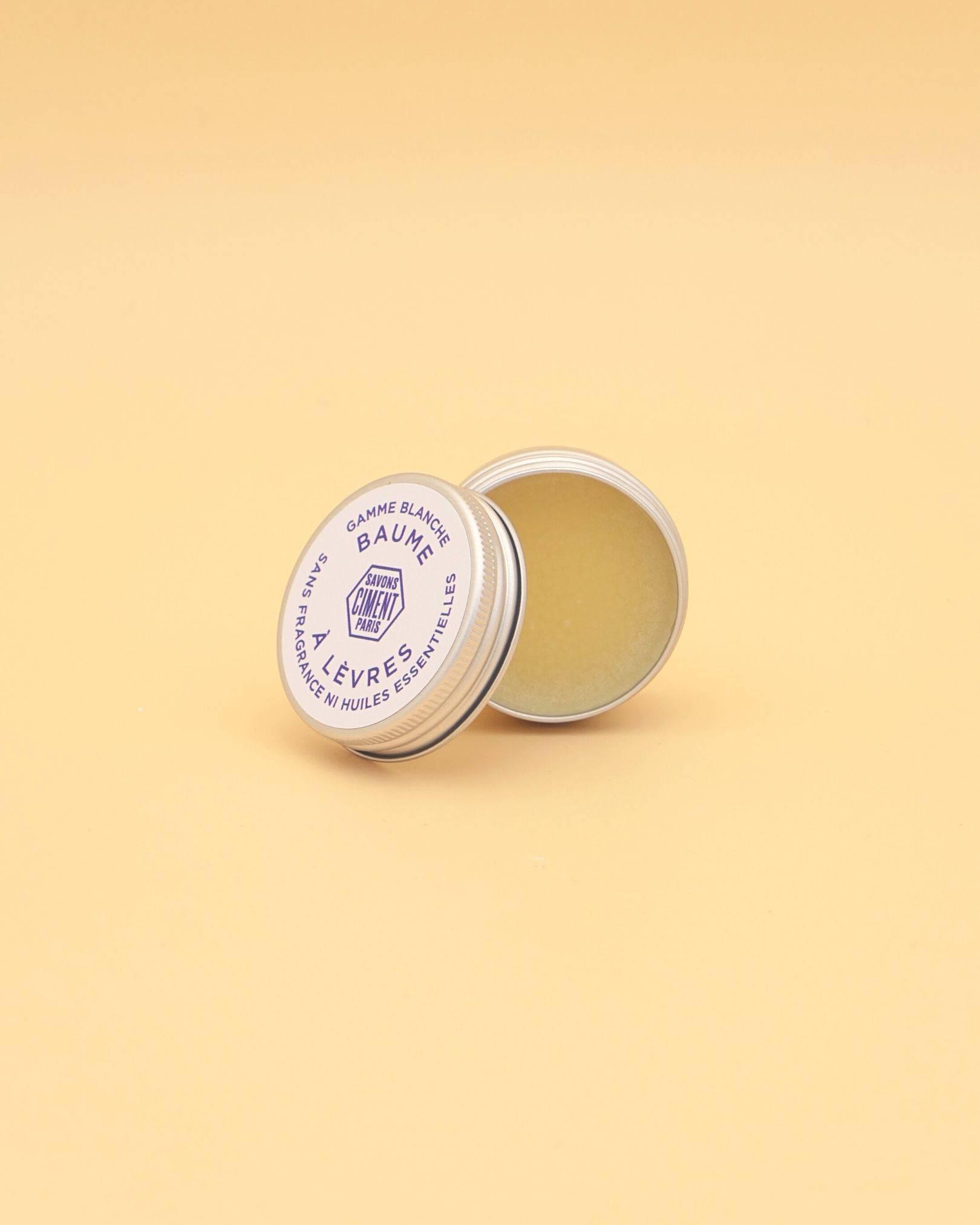 Baume à lèvres sans parfum