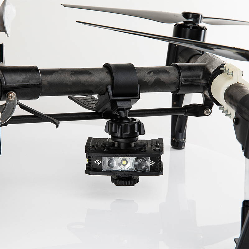 FoxFury Mount for DJI Inspire (1 and 2) and Matrice (M100, M200, M210, M600, and M600 Pro)