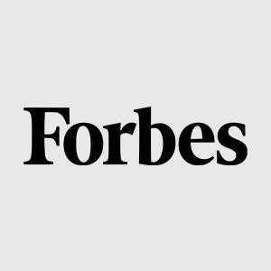 forbes logo black and white