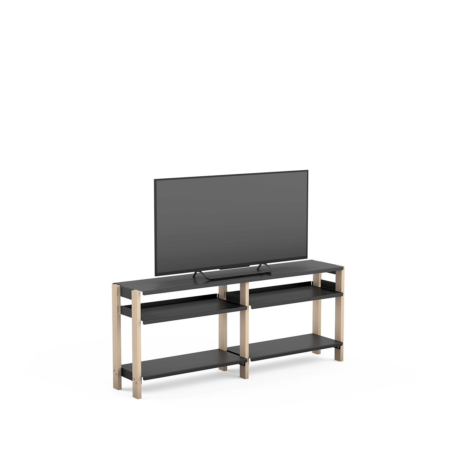Rendering of The Media Console
