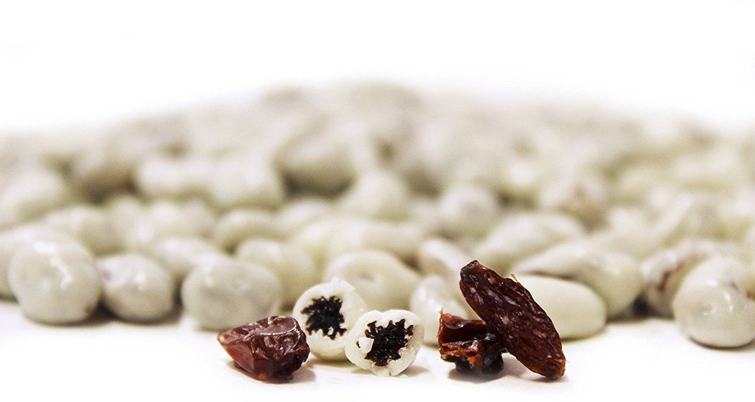 420 Herb Happy Coconut-Covered Raisins Recipe