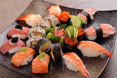 sushi-platter