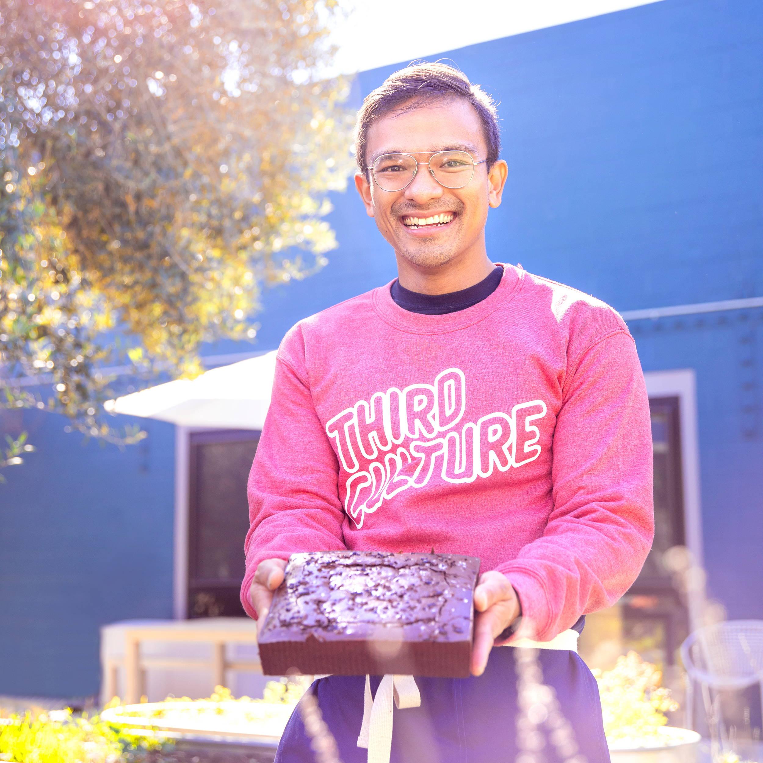 TCHO Pro Baker Sam Butarbutar's Headshot