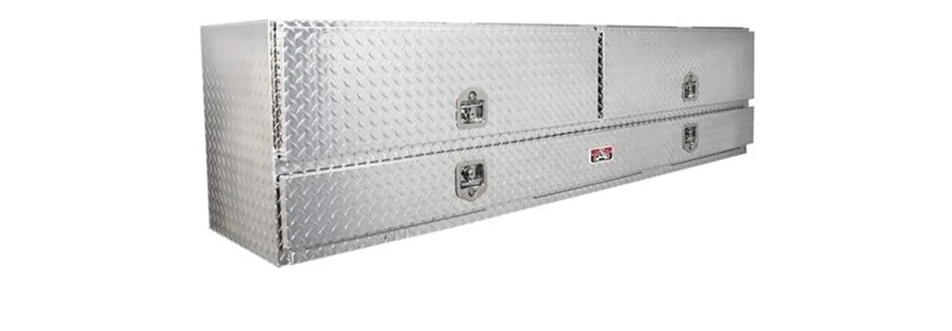 Brute Tool Boxes Flat or Stake Bed Truck TopSider High Capacity Toolbox With Doors