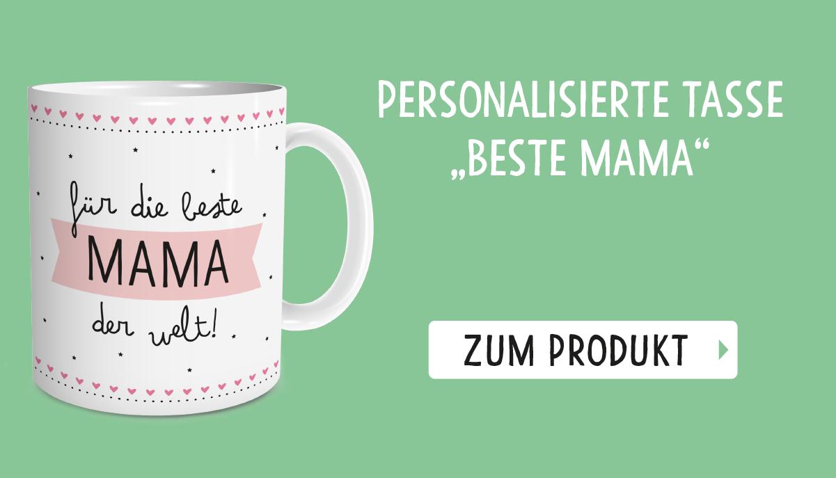 Muttertag Bestseller Tasse Beste Mama der Welt