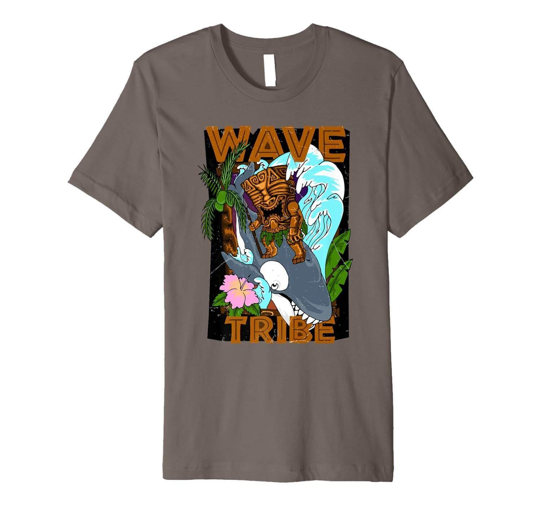 Tiki Surf Tshirt