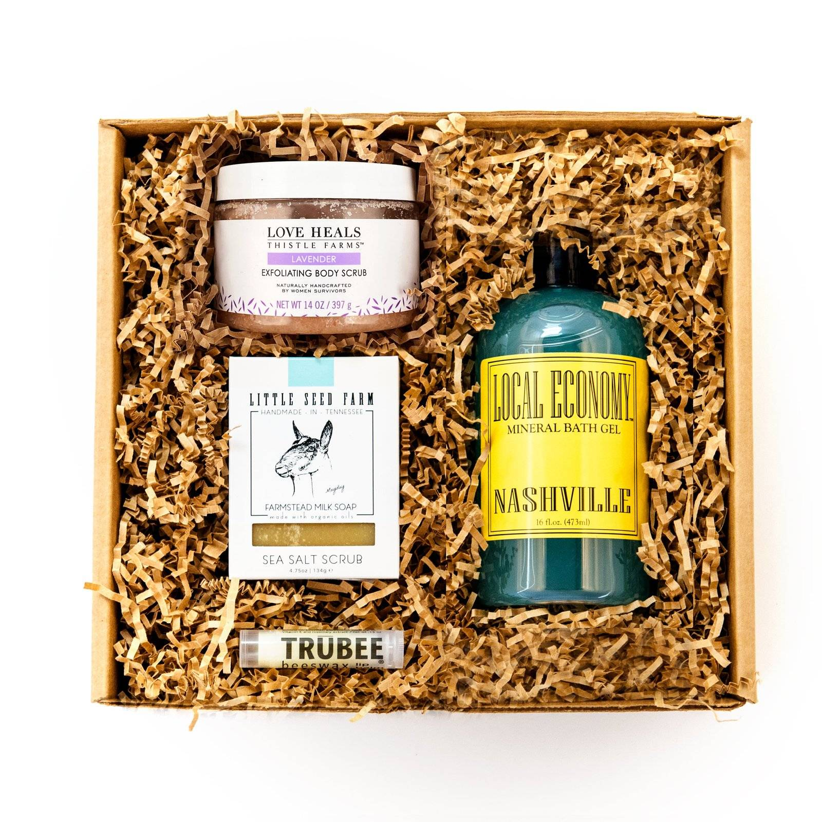 Your Business Gift Can Give Back to Nonprofits and Community Organizations like Thistle Farms with Batch