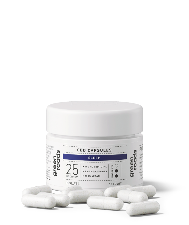 CBD Capsules<br />&amp; Softgels
